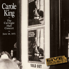 Carole King The Carnegie Hall Concert June 18, 1971 - Carole King