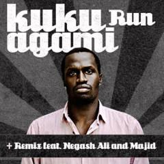 Run & Run Remix - Kuku Agami, Majid, Negash, Ali