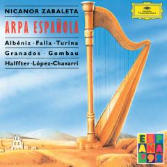 Spanish Harp Music - Nicanor Zabaleta