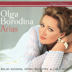 Arias - Olga Borodina, Orchestra of the Welsh National Opera, Carlo Rizzi