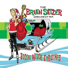 Boogie Woogie Christmas - Brian Setzer, The Brian Setzer Orchestra
