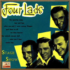 Vintage Vocal Jazz / Swing No. 155 - LP: Stage Show - The Four Lads