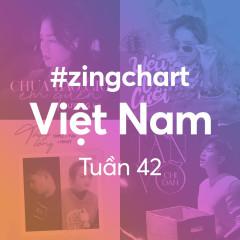 #zingchart Tuần 42, 2021 - Various Artists
