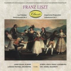 Franz Liszt: Late Romantic Fireworks - Various Artists