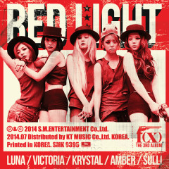 The 3rd Album 'Red Light' - f(x)
