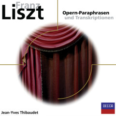 Opern-Paraphrasen und Transkriptionen (Eloquence) - Jean-Yves Thibaudet
