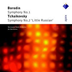 Tchaikovsky : Symphony No.2 - Borodin: Symphony No.1 - Norwegian Radio Orchestra