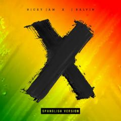 X (Spanglish Version) (Single)