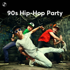 90s Hip-Hop Party - Various Artists