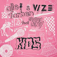 KIDS - Alle Farben, VIZE, Graham Candy