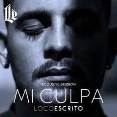 Mi Culpa (Acoustic Session)
