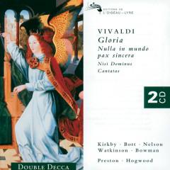 Vivaldi: Gloria/Nisi Dominus/4 Cantatas etc. - Emma Kirkby, Catherine Bott, Judith Nelson, James Bowman, Carolyn Watkinson