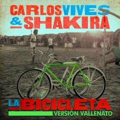 La Bicicleta (Versíon Vallenato) - Carlos Vives,Shakira
