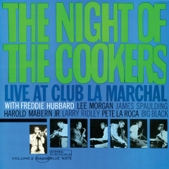 The Night Of The Cookers (Volume Two/Live) - Freddie Hubbard