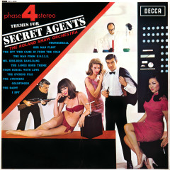 Themes For Secret Agents - Roland Shaw & His Orchestra