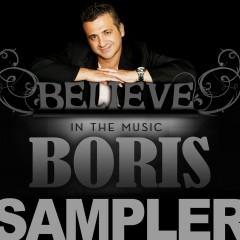 Believe In The Music SAMPLER - Boris