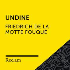 Fouqué: Undine (Reclam Hörbuch) - Reclam Hörbücher, Heiko Ruprecht, Friedrich de la Motte Fouqué