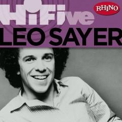 Rhino Hi-Five: Leo Sayer - Leo Sayer