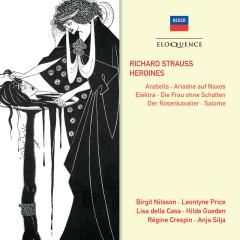 Richard Strauss Heroines - Birgit Nilsson, Leontyne Price, Lisa della Casa