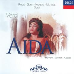 Verdi: Aïda - Highlights - Leontyne Price, Rita Gorr, Jon Vickers, Robert Merrill, Coro del Teatro dell'Opera di Roma