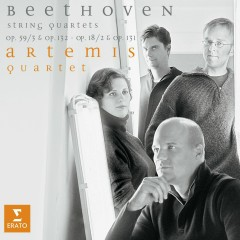 Beethoven: String Quartets, Op. 18 No. 2, 59 No. 3, 131 & 132 - Artemis Quartet