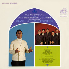 Standing On the Promises - Tony Fontane,The Statesmen Quartet
