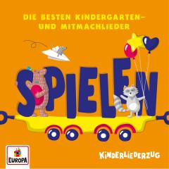 Kinderliederzug - Die besten Kindergarten- und Mitmachlieder: Spielen