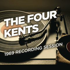 1969 Recording Session - The Four Kents