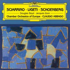 Sciarrino - Ligeti - Schoenberg - Jacques Zoon, Douglas Boyd, Richard Hosford, James Sommerville, Matthew Wilkie