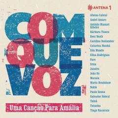 Com Que Voz - Uma Canção para Amália - Various Artists