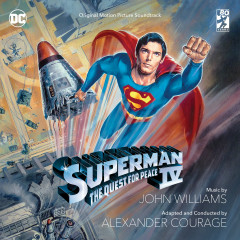 Superman IV: The Quest For Peace (Original Motion Picture Soundtrack) - John Williams, Alexander Courage