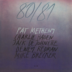 80/81 - Pat Metheny