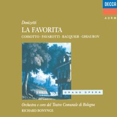 Donizetti: La Favorita - Fiorenza Cossotto, Luciano Pavarotti, Gabriel Bacquier, Nicolai Ghiaurov, Coro del Teatro Comunale di Bologna