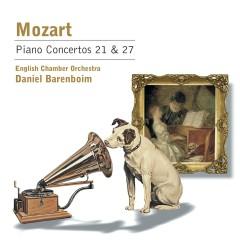 Mozart, W.A.: Klavierkonzerte Nr. 21 & 27 - Daniel Barenboim, English Chamber Orchestra