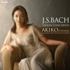 Bach: Violin Concertos 1 & 2 - Akiko Suwanai, Chamber Orchestra Of Europe