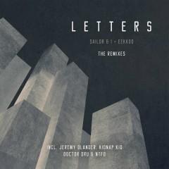 LETTERS (REMIXES) - Sailor & I, Eekkoo