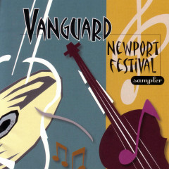 Vanguard Newport Folk Festival Samplers