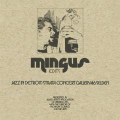 Jazz in Detroit / Strata Concert Gallery / 46 Selden - Edits - Charles Mingus