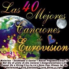 Las 40 Mejores Canciones de Eurovisíon - Various Artists
