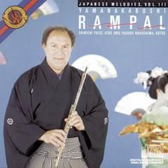 Yamanakabushi: Japanese Melodies, Vol. III - Jean-Pierre Rampal