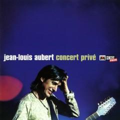 Concert privé M6 - Jean-Louis Aubert