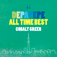 Depapepe All Time Best - Cobalt Green - - DEPAPEPE