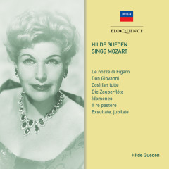 Hilde Gueden Sings Mozart - Hilde Gueden, Josef Krips, London Symphony Orchestra, Alberto Erede, Wiener Philharmoniker