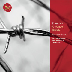 Prokofiev: Alexander Nevsky: Classic Library Series - Yuri Temirkanov