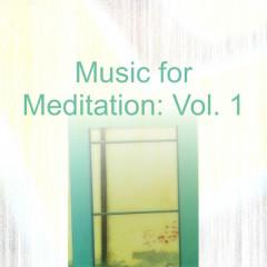Music for Meditation: Vol. 1 - Various Artists