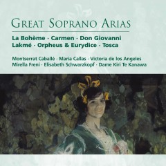 Great Soprano Arias - Various Artists