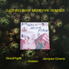 Big Wave More Fire (Remixes) - DJDS