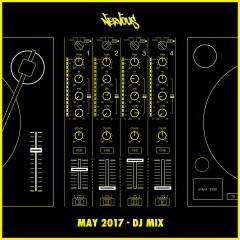 Nervous May 2017 (DJ Mix) - Various Artists
