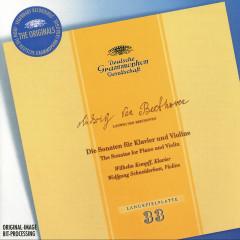 Beethoven: Sonatas For Piano And Violin - Wilhelm Kempff, Wolfgang Schneiderhan