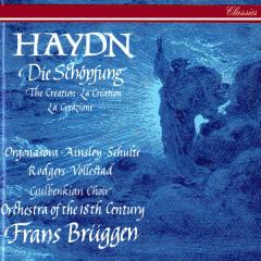 Haydn: Die Schöpfung (The Creation) - Frans Brüggen, Luba Orgonasova, Joan Rodgers, John Mark Ainsley, Eike Wilm Schulte